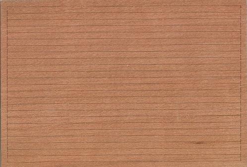 L minas de madera natural 100 precortadas manualidades - Laminas de madera ...