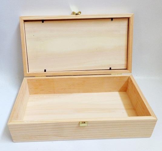 Decorar cuartos con manualidades cortinas con tapa cajas for Caja madera con tapa