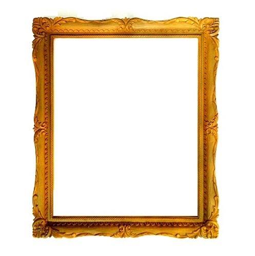 Marco de resina para enmarcar lienzo 10f manualidades trasgu - Enmarcar lienzo ...