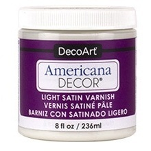 Barniz americana DECOR ADM05 236ml