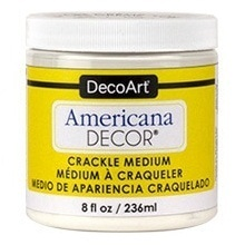 Craquelador americana DECOR ADM08 236ml