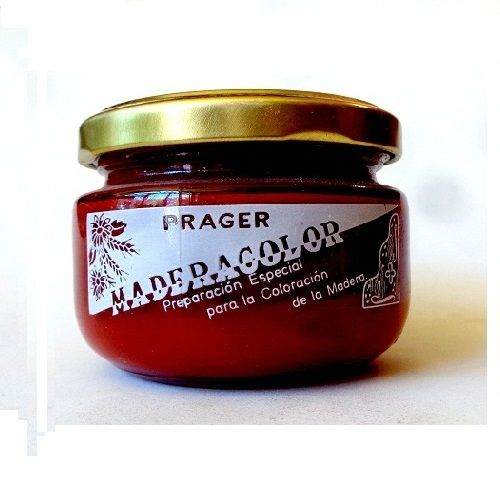 Tinte Maderacolor Prager Rojo Ingles 100ml