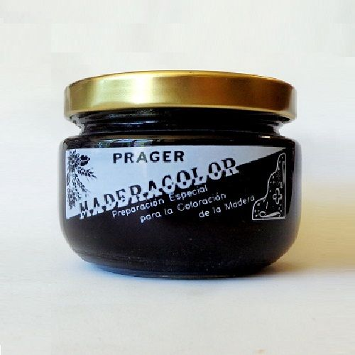 Tinte Maderacolor Prager Negro 100ml
