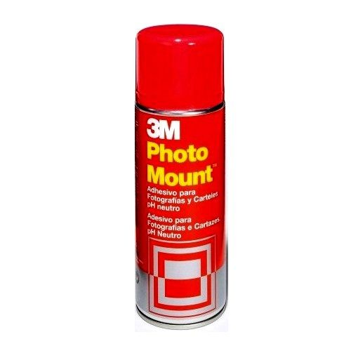 Pegamento Spray Photo Mount 3M 400ml