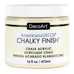 CHALKY FINISH DECOR ADC01 Blanco Siempre