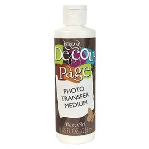 Foto Transfer 236ml  Decoart DS112