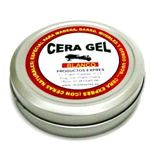 Cera gel blanca Expres 125ml