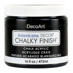 CHALKY FINISH DECOR ADC29 CARBON