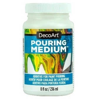Pouring medium Decoart  DS135 236ml