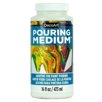 Pouring medium Decoart DS135 (473ml)